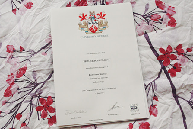 What to Take to University   Free Printable List; a first class honours degree in psychology from the University of Kent